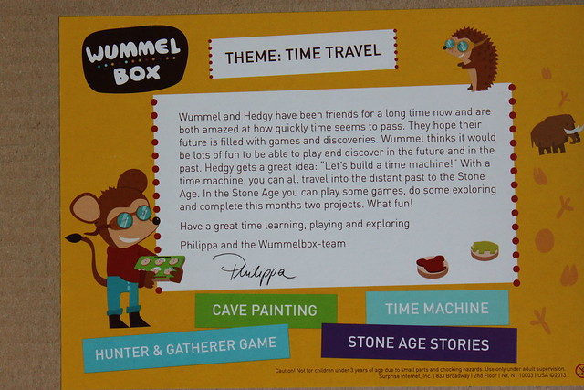 Time Travel Wummel Box
