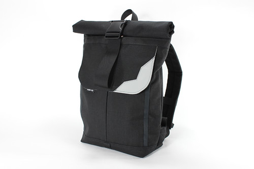 Black-Grey Day-Pack