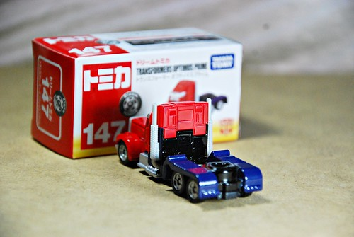 Tomica #147: Optimus Prime