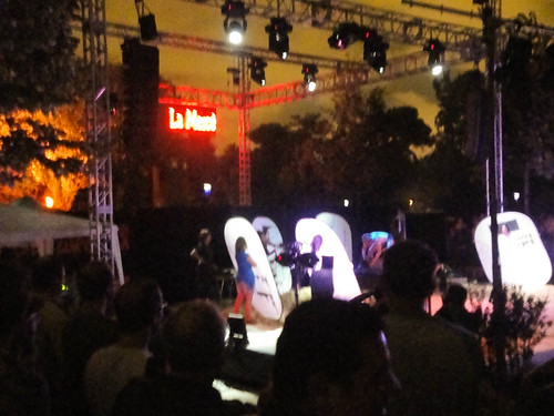 Festival BAM en la Mercè 2012