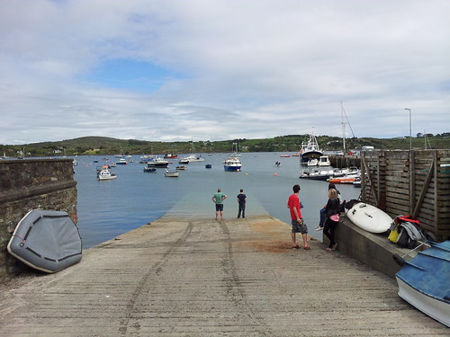 Slipway in Schull, Cork, Ireland by despod