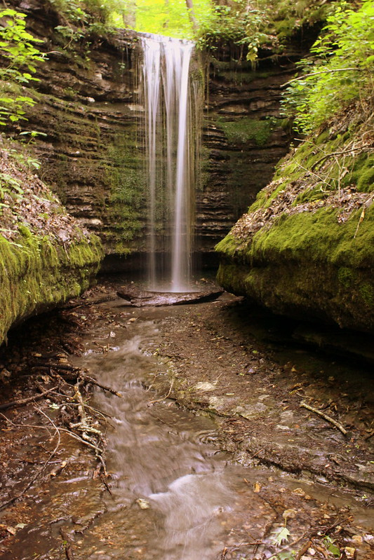 Wetumpka Falls - near Ledford Mill