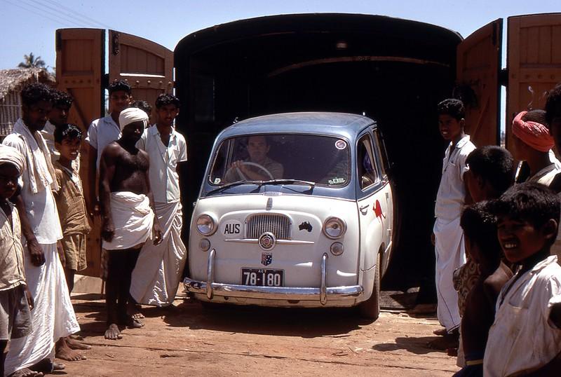 Rameswaram, India, 1969