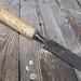 A E.A. Berg 1 inch chisel