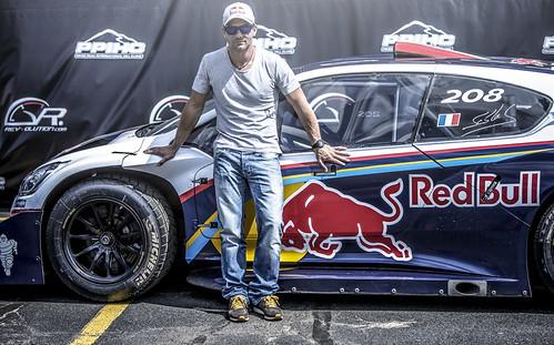 Loeb Pikes Peak 2013 Red Bull Peugeot