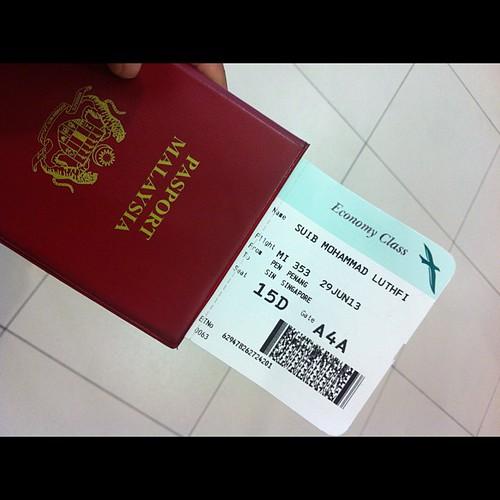 Leaving Malaysia! Good bye Malaysia! Hello Singapore!!!