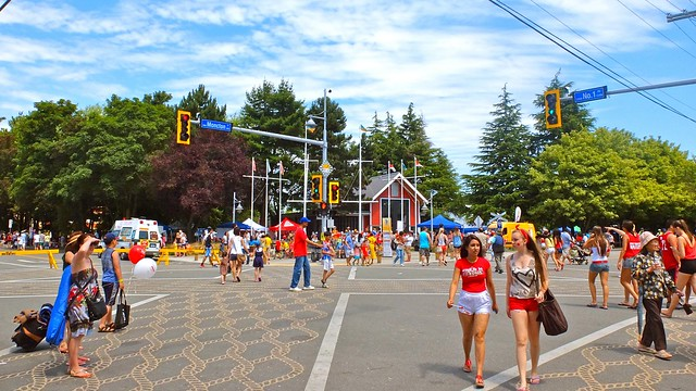 Steveston Salmon Festival 2013   Steveston Village @ Richmond, BC