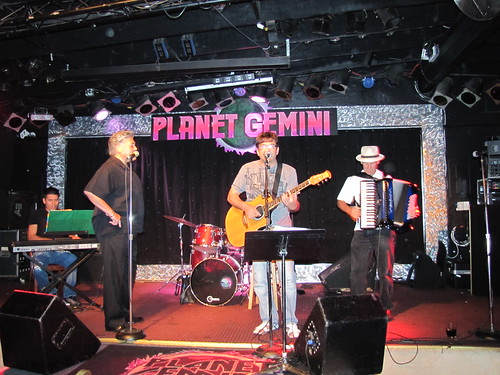 Italian Night at Planet Gemini