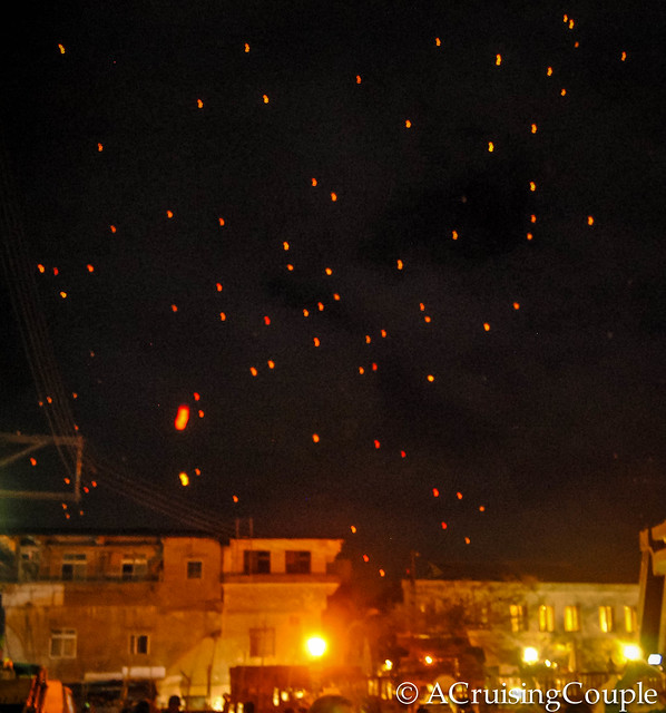 Lantern Festival Sky Lanterns Pingxi