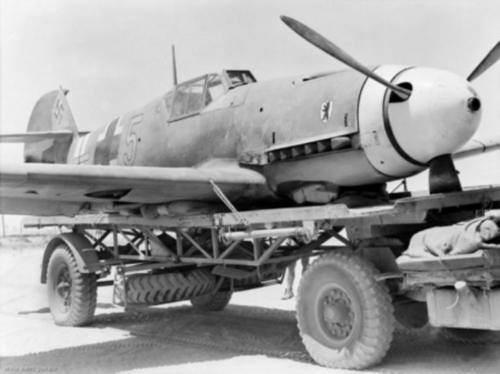 BF109F JG27