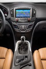 Das Infotainment-System im neuen Opel Insignia