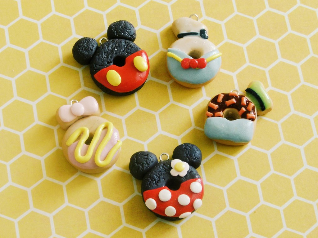 Disneys new Mickey Mouse doughnuts are almost too pretty to eat forecast