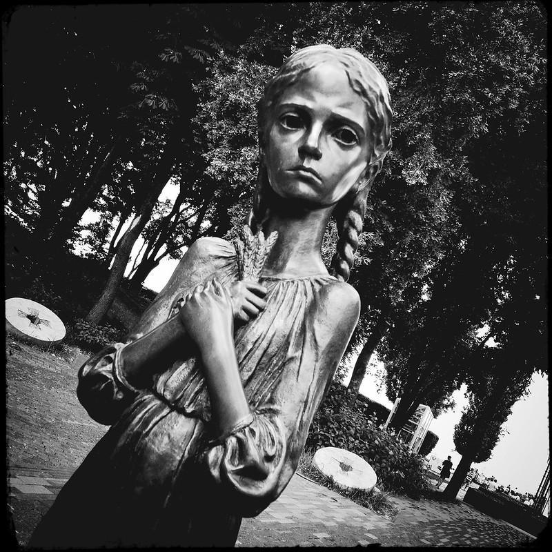 «Горькая память детства» («Bitter memory of the childhood») ver.1