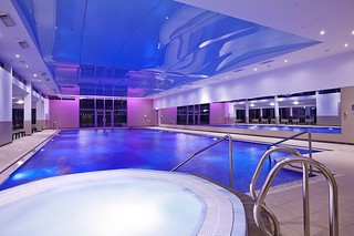 St Brelade' Bay Hotel Indoor Pool