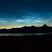 Reydarfjordur at night by *Jonina*