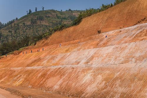 africa rwanda afrika rosabussarna northernprovince pinkcaravan