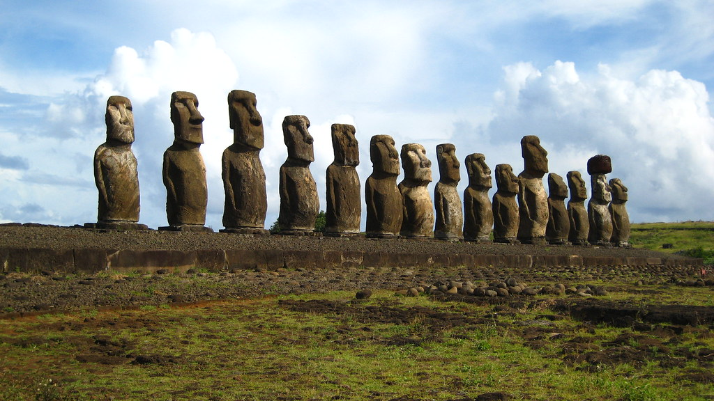 Easter Island - Chile Holiday Tours - South America Tourism