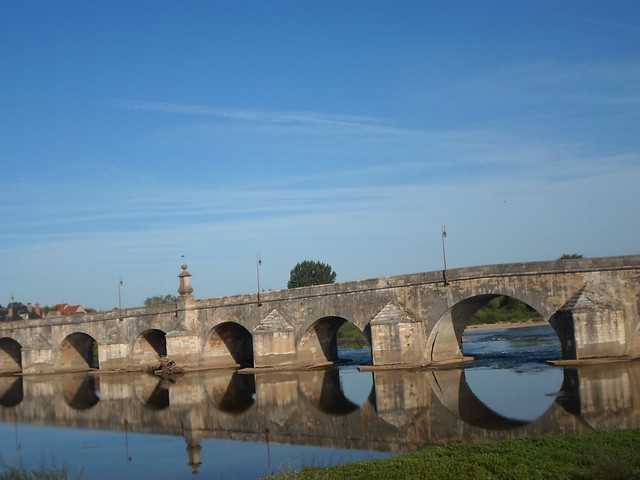 La Loire, La Charite