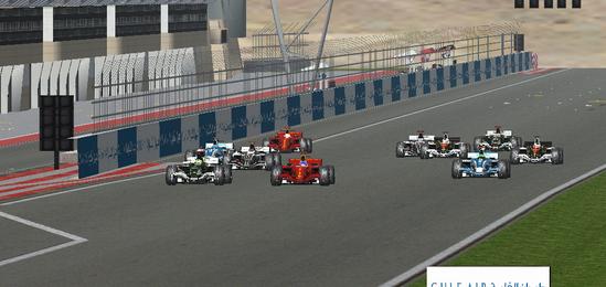 Avaliações GP do Bahrein SR11