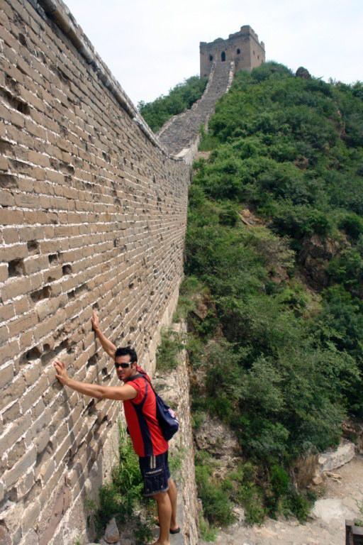 Tocando la Muralla Simatai, en las alturas de la Gran Muralla China - 9585131658 2603681f22 o - Simatai, en las alturas de la Gran Muralla China