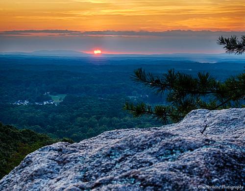 sunset usa mountain ga hdr cumming 3xp sawnee indianseats