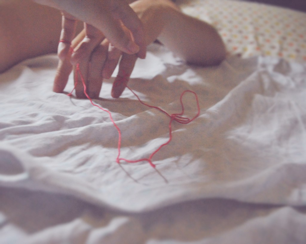 Red string of fate