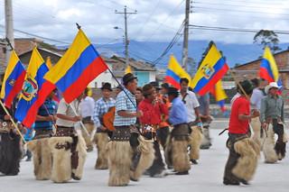 Fiesta de San Juanes, La Esperanza, Ecuador