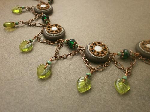 "Bracelet ""The Abbey of Kells"""
