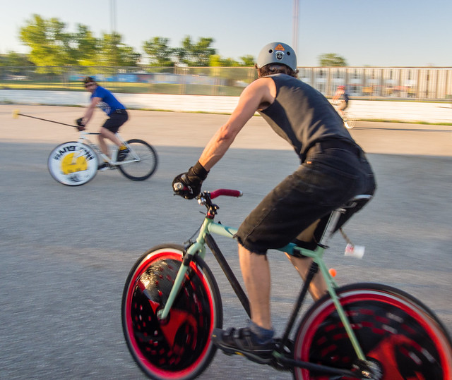 YYC Bike Polo