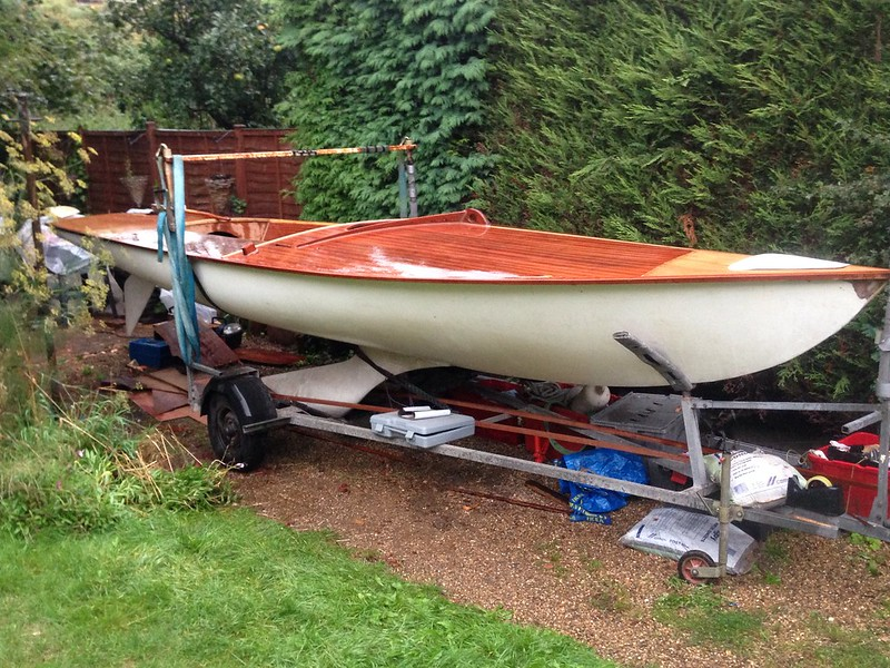 Saved from the bonfire   new project! [Archive] - Yachting