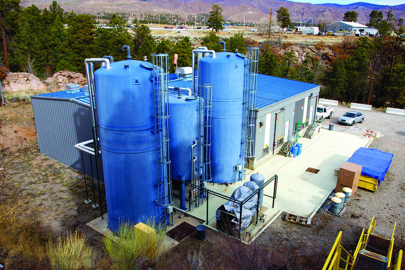 Super recycled water: quenching computers