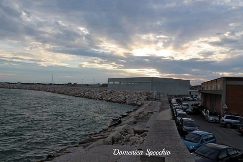 Tramonto by Domenica Specchio