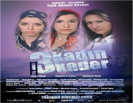 3 Kadın 3 Kader Film Fragmanı izle 2013