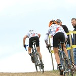 Gavin Haley & Josey Weik racing at Trek CXC Cup 2013