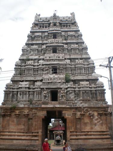 Thiruvisanallur – Sivayoginathar Temple Gopuram