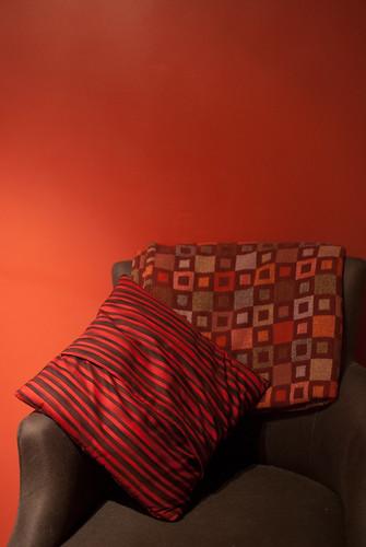 Sew! Cushion - Rear