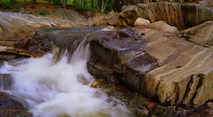 Coos Canyon Falls