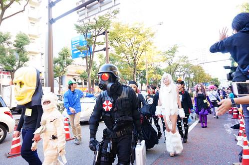 Kawasaki Halloween Parade 2013 19