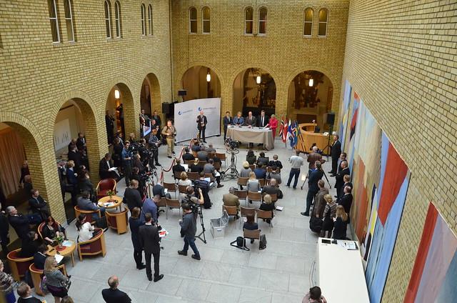 Nordisk råds 65. sesjon