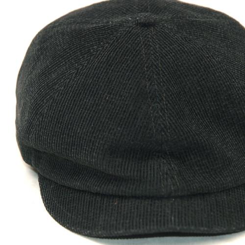 RRL / Faded Corduroy Newsboy Cap