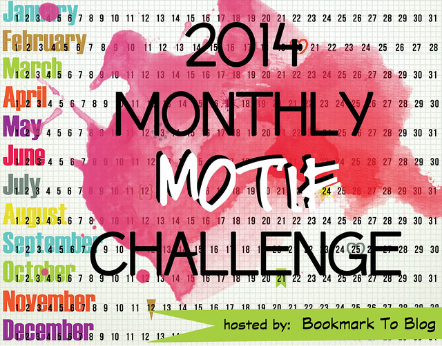 http://bookmark2blog.blogspot.co.uk/2013/11/2014-monthly-motif-reading-challenge.html
