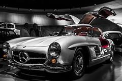 sports car(0.0), race car(1.0), automobile(1.0), vehicle(1.0), performance car(1.0), automotive design(1.0), mercedes-benz(1.0), auto show(1.0), mercedes-benz 190sl(1.0), mercedes-benz 300sl(1.0), antique car(1.0), concept car(1.0), vintage car(1.0), land vehicle(1.0), supercar(1.0),