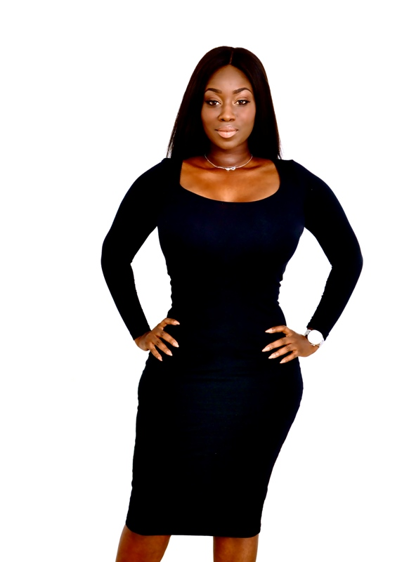 Meet Peace Hyde, Ghana's rising star