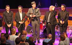 James Morrison med sin komgrupp (Foto: Thor-Björn Bergman)