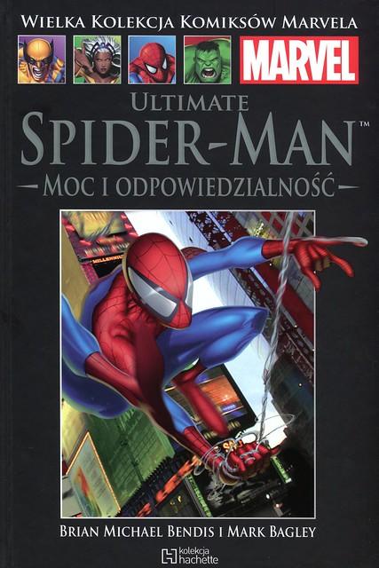 WKKM25 Ultimate Spider-Man Moc I Odpowiedzialnosc