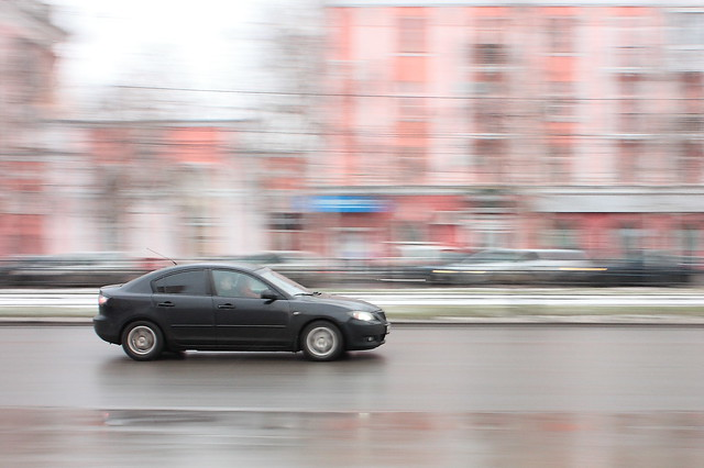 trying panning