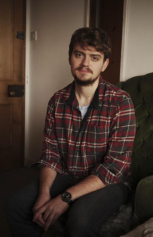 Joe Lillington Portrait