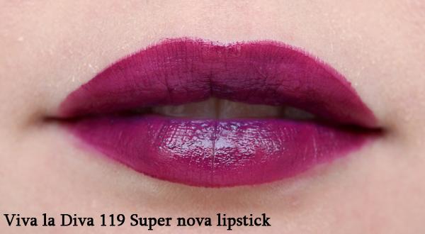 119 Super nova