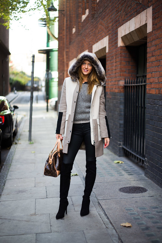 Street Style - Kate Greenwood, Seven Dials
