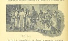 """British Library digitised image from page 72 of """"Galicya przedstawiona słowem i ołówkiem w opracowaniu B. Limanowskiego z rysunkami W. Tetmajera"""""""
